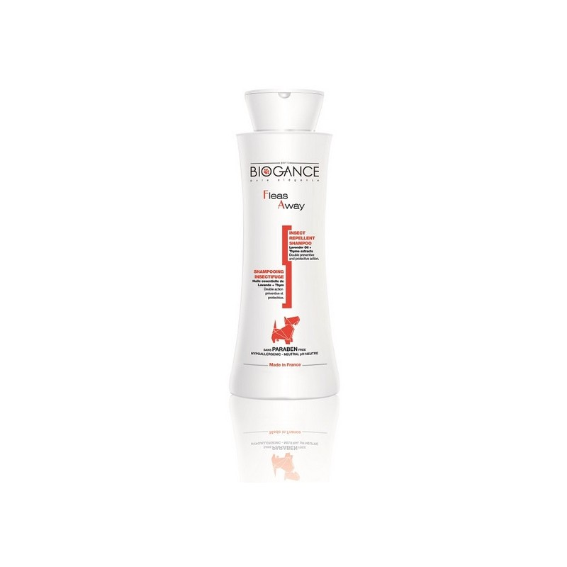1 Shampooing Insectifuge pour chien