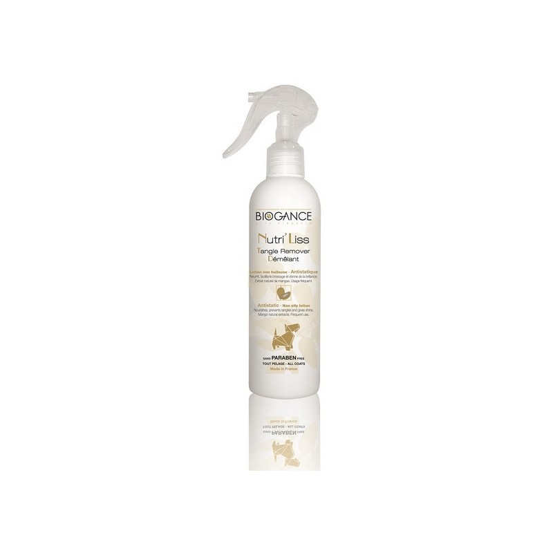 1 Lotion Brushing Nutri Liss pour chien