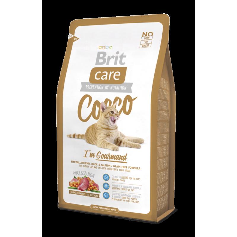 1 Croquettes Brit Care Cocco Gourmand