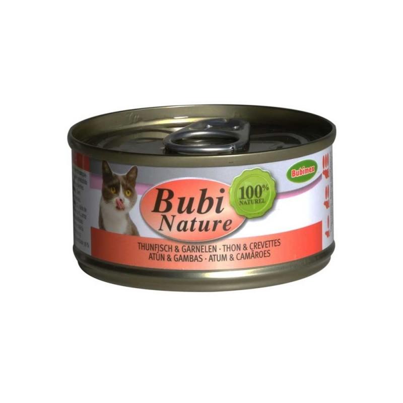 1 BUBI NATURE Thon &Crevettes